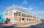 El nuevo colegio de Mutilva estará finalizado para el mes de julio