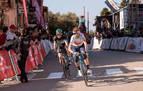 Valverde, segundo, conquista su primer podio del año tras Buchmann