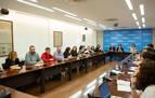 La consejera Maeztu preside la primera reunión del Consejo de Cooperación