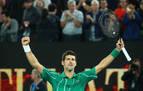 Djokovic resucita, gana por octava vez en Australia y recupera el número uno