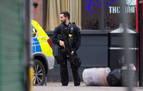 Dos heridos en un &quotincidente terrorista