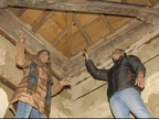 Artesonado mudéjar de Valladolid para decorar una mansión de California