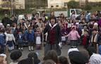 Coplas a Santa Águeda en Estella