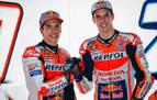 El Repsol Honda de los Márquez se presenta con el deseo de lograr la triple corona