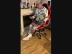 VIDEO: Así empieza la recuperación el Chimy Ávila