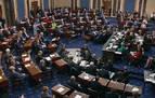 El Senado absuelve a Trump en la fase final del 'impeachment'
