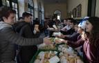 Jesuitas Tudela consigue más de 3.000€ con su Bocata Solidario