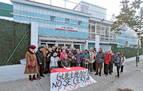 Continúan las movilizaciones de trabajadores contra el cierre de Guelbenzu