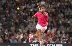 Nadal y Federer baten el récord al jugar en Sudáfrica ante 52.000 espectadores