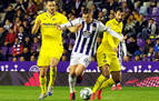 Villarreal y Valladolid no hacen méritos para llevarse la victoria