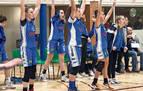 Una victoria de respeto para el Osés frente al Spar Gran Canaria