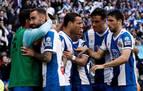 El Espanyol escala hacia la permanencia a costa del Mallorca
