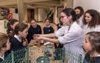 Cigudosa alerta del bajo porcentaje de mujeres para el futuro de la Ciencia