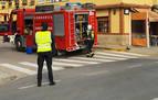 Incendio sin heridos en un restaurante de Peralta