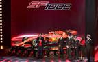 Ferrari presenta el SF1000, el monoplaza para frenar a Mercedes