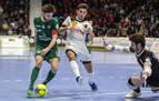 Roberto Martil, capitán de Osasuna Magna, renueva por tres temporadas