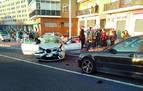 El chófer del atropello en Cuatrovientos dice que el coche se quedó acelerado y no frenaba