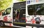 Convenio para garantizar transporte adaptado y asistido a más de cien personas