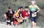 El 'Larrate Trail' coronó a Zarranz y Segura