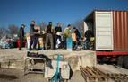 Doce toneladas en donativos para Perú