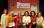 El grupo As de T de Tudela gana un concurso nacional de teatro