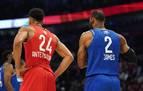 La NBA aprueba que los jugadores luzcan mensajes reivindicativos