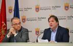 Navarra Suma afirma que no tiene el deber de reclamar a una empresa la información solicitada por EH Bildu