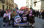 Tafalla prepara un carnaval dedicado este año a las series de televisión
