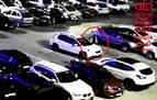 Detenido un joven de Burlada por rayar un coche tras una discusión en un parking