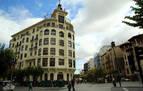 El Ayuntamiento de Pamplona se plantea frenar el comercio en altura