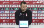 Diego Martínez destaca que Osasuna y Granada optimizan