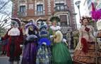 La originalidad, reina del carnaval de Elizondo