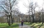 Ambiente invernal hoy y mejoría el martes