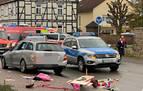 Dan el alta a un tercio de los 52 heridos en el atropello masivo de Volkmarsen