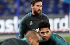 Un Barça con Messi en estado de gracia quiere asaltar San Paolo