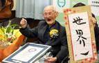 Muere el hombre más anciano del mundo 11 días después de recibir el Guinness