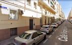 Muere una mujer tras recibir un disparo en la cabeza en plena calle de Madrid