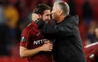 El Sevilla pasa con apuros y el Getafe acaba con el Ajax