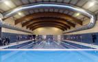 Abren las instalaciones deportivas de Zizur tras una complicada reforma
