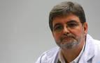 Alfredo Martínez: &quotEl nivel de contagio no es mayor que la gripe y las vías de contagio son similares