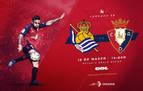 Osasuna adjudicará por sorteo 950 entradas para el partido ante la Real Sociedad