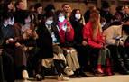 En la pasarela de París, ¿quién teme al coronavirus?