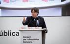 Puigdemont insta a prepararse para avanzar hacia la república sin exclusiones
