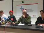 La primera enferma por coronavirus en Navarra se encuentra grave y había viajado a Bélgica