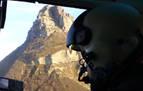 Rescatados dos montañeros en el monte San Donato