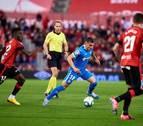 El Getafe sigue mirando a la 'Champions' y hunde al Mallorca