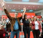 Sánchez dice que cumplirá el Estatuto vasco y que el diálogo vencerá a las zancadillas