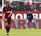 Un gol en el descuento del Sevilla castiga la heroica reacción de Osasuna