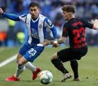 El Espanyol resiste ante el Atlético y amarra un empate