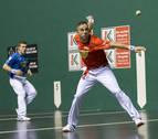 Ezkurdia-Martija y Jaka-Zabaleta inaugurarán las semifinales en el Labrit